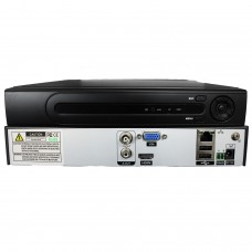Network Video Recorder- NVR 8008 MPX